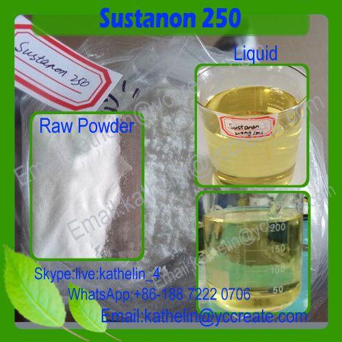 Testosterone Blend Raw Steroid Powders Sustanon 250 Mixed