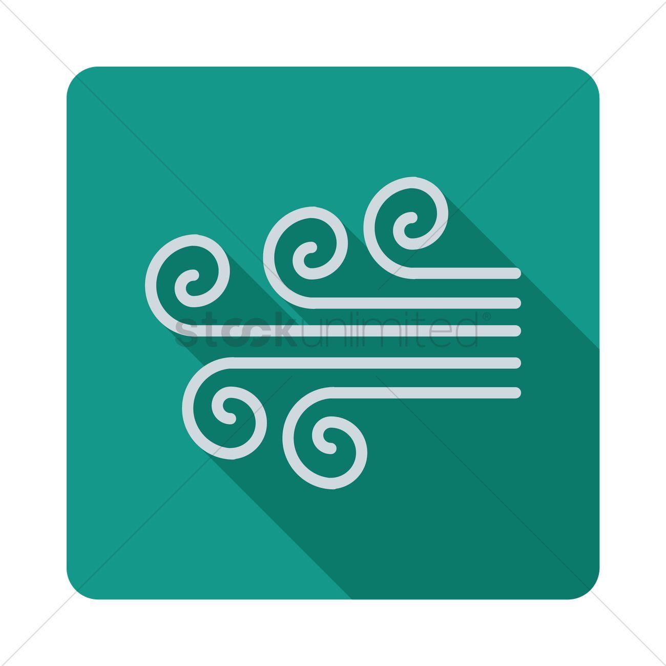 Wind vector illustration , #Sponsored, #Wind, #vector, #illustration #affiliate