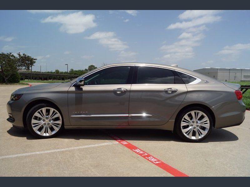 Certified 2017 Chevrolet Impala Premier W 2lz For Sale In Mckinney Tx 75070 Sedan Details 555282544 Autotrader In 2020 Chevrolet Impala Autotrader Impala