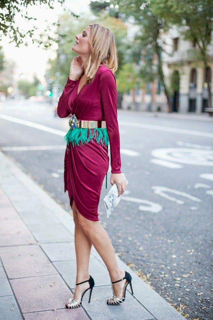 Bodas en invierno vestidos invitadas