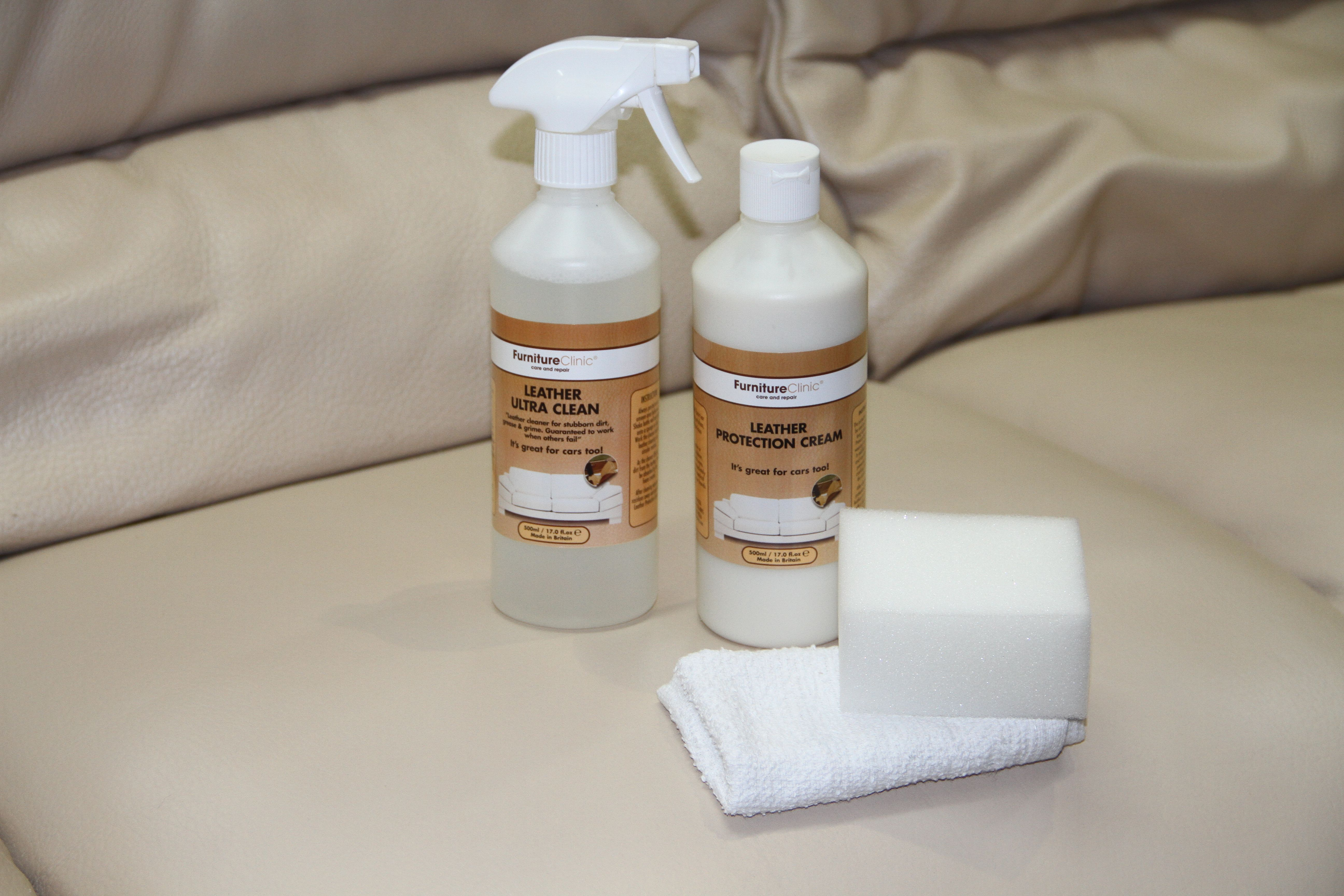 How To Clean A White Leather Sofa. Here at HQ our experts will guide you through how to best clean and protect your white leather sofa, using our Leather Ultra Clean and Leather Protection cream. It may seem like a simple task, but you may be surprised at how you can go wrong! #cleaning #furniture #sofa #white #leather #diy #howto #guide #stepbystep #cleaning #clean