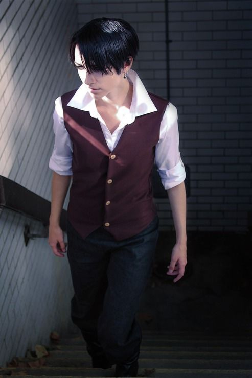 Levi - a choice with no regret OAV cosplay