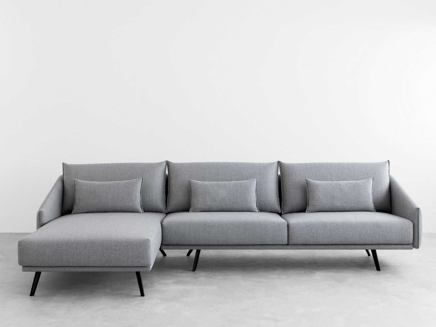 COSTURA Sofa with chaise longue Costura Collection by STUA design ...