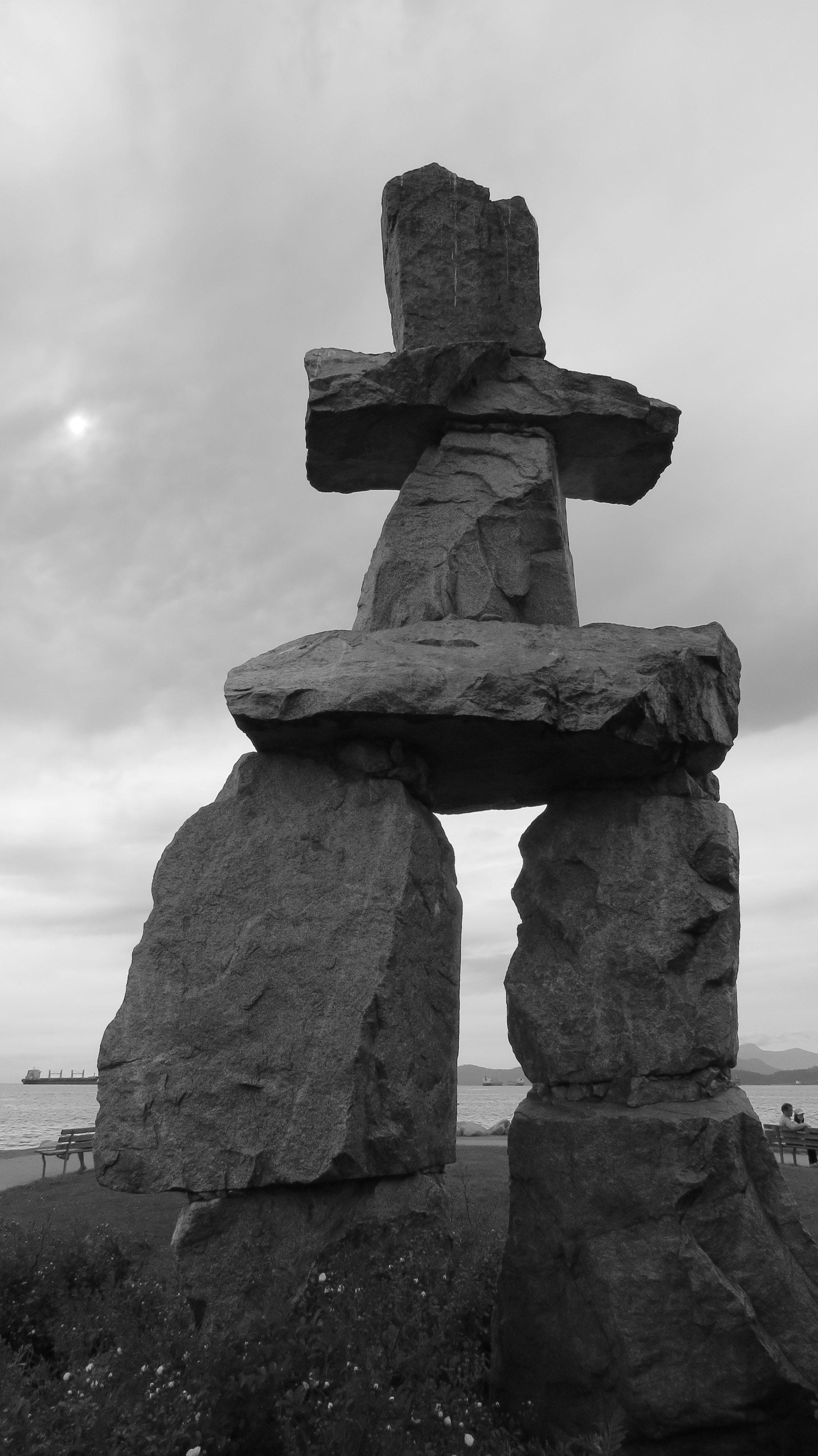 Inglish Bay Vancouver Canadá