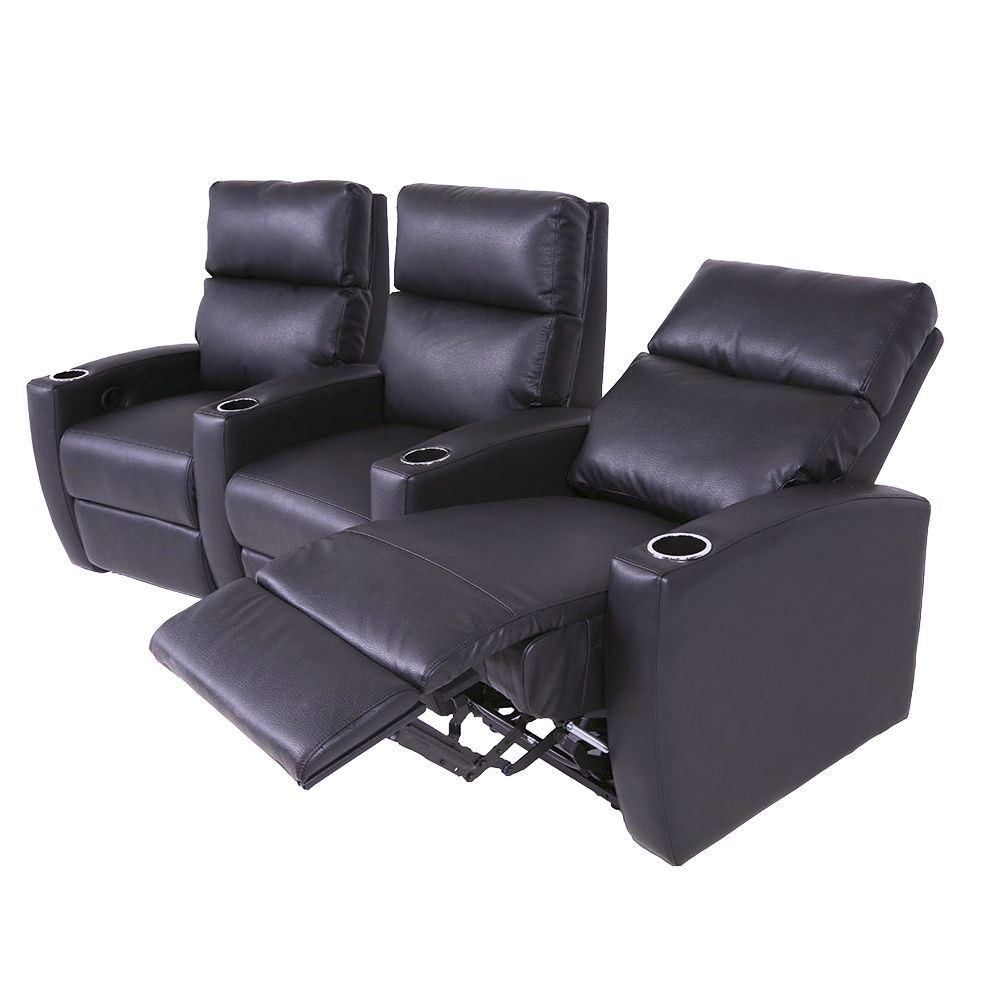 Home Theater Seating, Large Homes