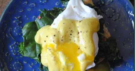 So being dairy free – do you remember the smooth, creamy, buttery taste of hollandaise sauce? Don't worry, I won't make your mouth water for...