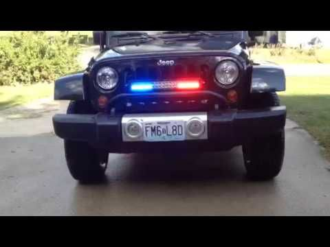 They Are Much Brighter That The Video Showes 2010 Jeep Wrangler
