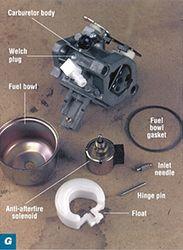 Rebuild Small Engine Carburetor