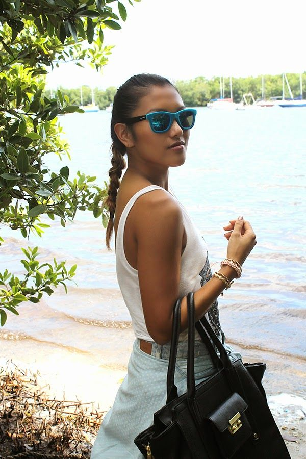 Hello, Summer! Check Out My Latest Outfit Post On StyleByLynsee.com @Urban