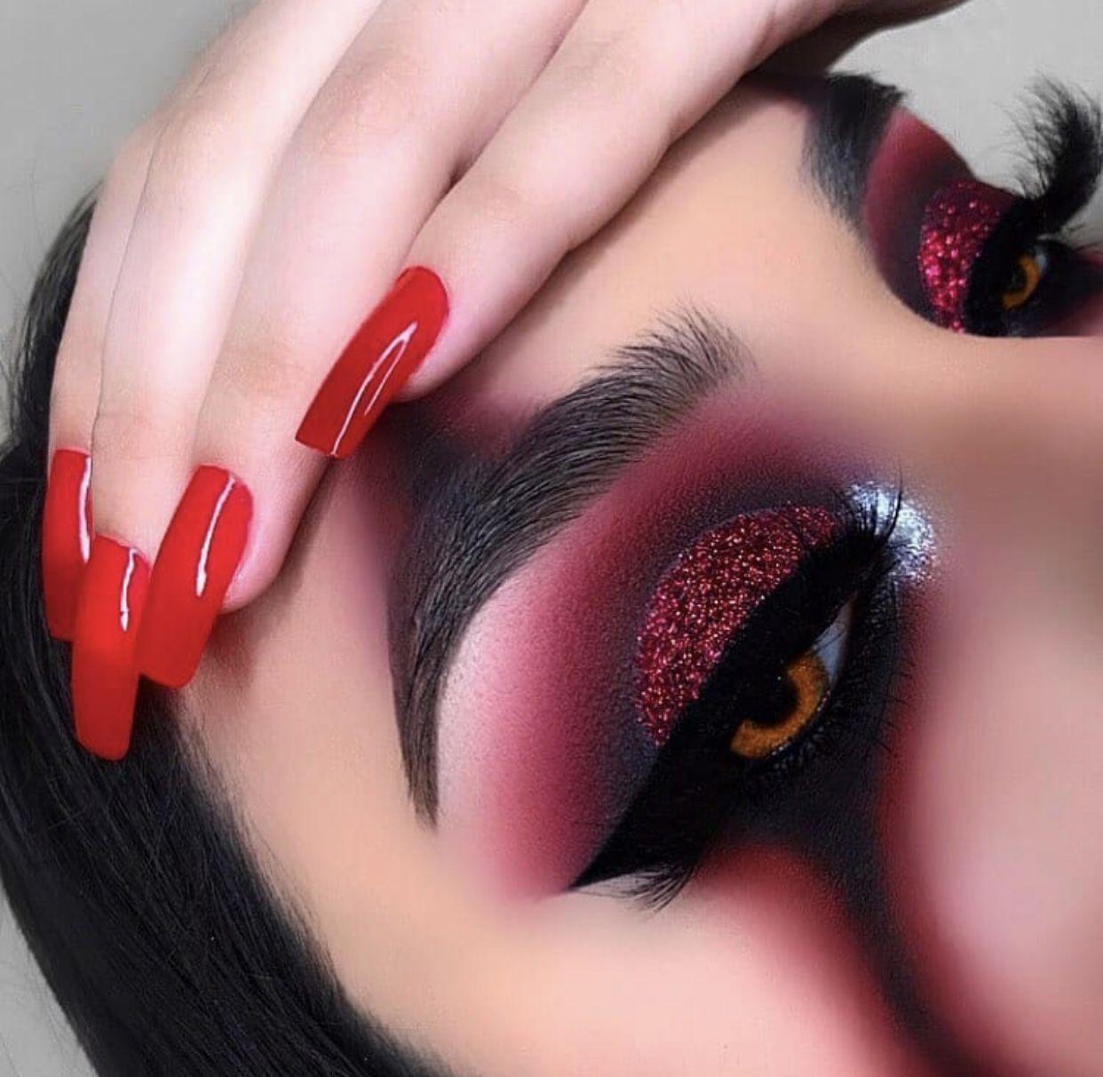 Halloween Makeup Beauty, Simple skincare, Makeup