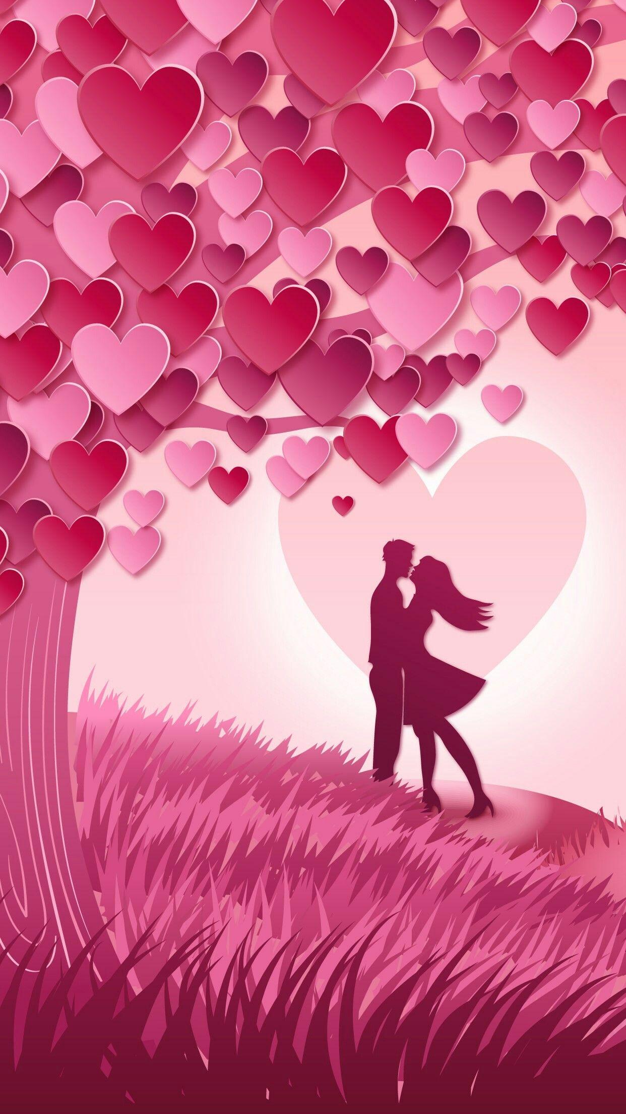 Wallpaper   heart wallpaper em 2019   Wallpaper iphone love, Love wallpaper e Heart wallpaper