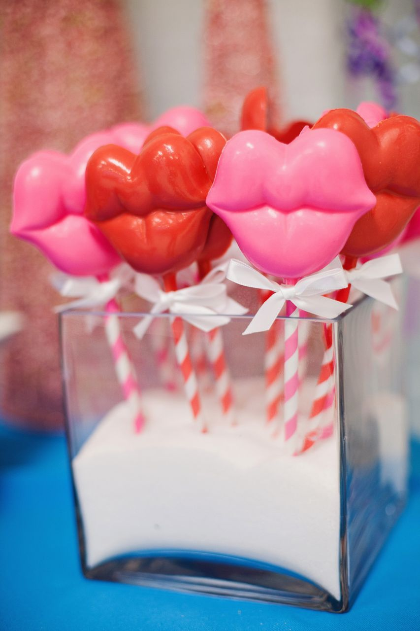 Mustache Party Favors for girls www.rwchocolatefountains.com ...