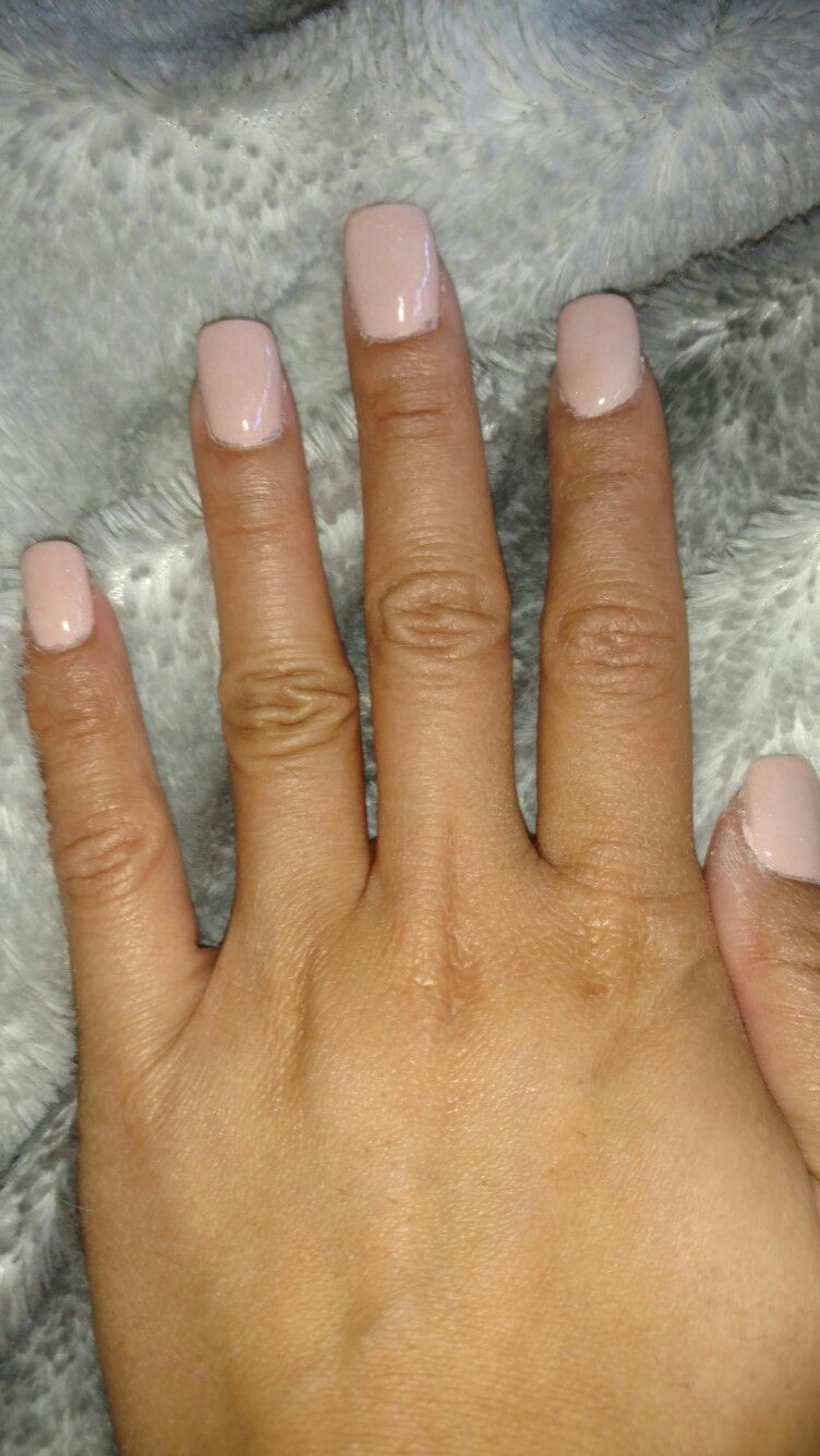 Gel nails. A fill where you just dip your nails in the powder! Love ...