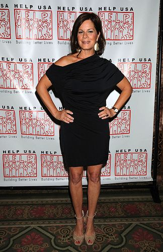 Marcia Gay Harden during the Help USA Tribute Awards Dinner, Honoring President Bill Clinton, Governor Mario Cuomo and Matilda Cuomo, held at the Waldorf Astoria in New York City, Tuesday, June 5, 2012.