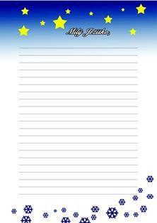 Píšeme, kreslíme listy Ježiškovi
