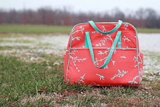 Amy Butler's Weekender Bag - Tips, Hints and a bit of a Tutorial