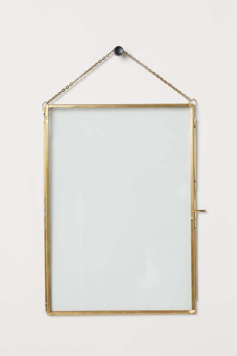 Large Metal Frame Hanging Picture Frames Glass Picture Frames Gold Picture Frames