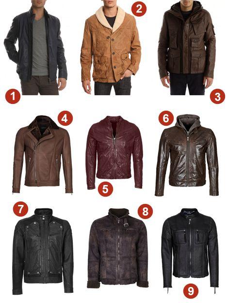 Ou acheter une veste en cuir