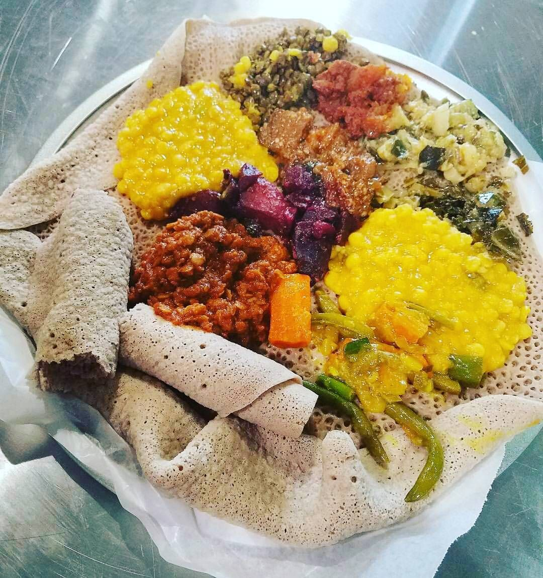 Indulge in africas mouth watering food culture