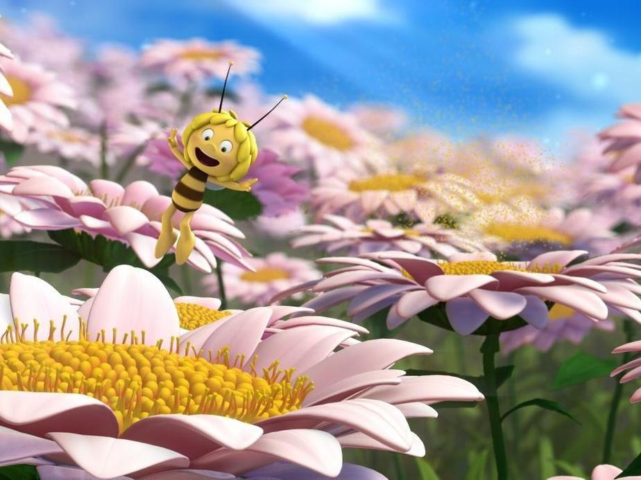 100 malvorlage biene und blume  bilder aestetic