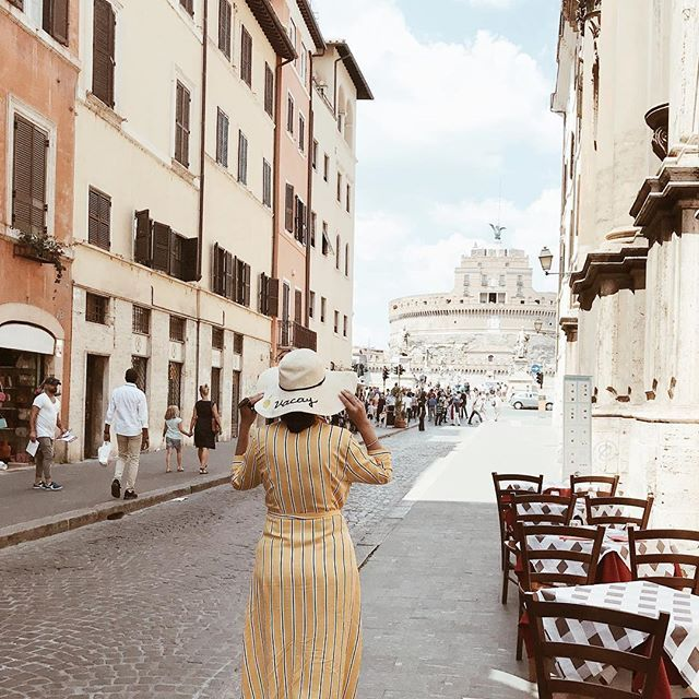 Watching The Vaticano. #Rome #Italy #londonblogger