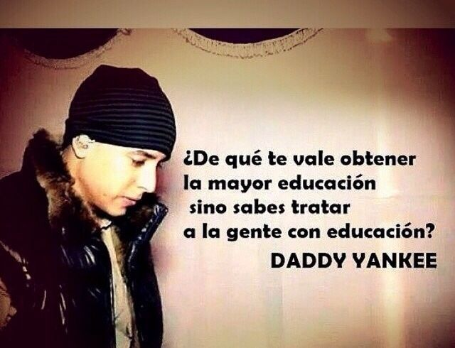 Daddy Yankee Quotes The King Pinterest Frases Frases De