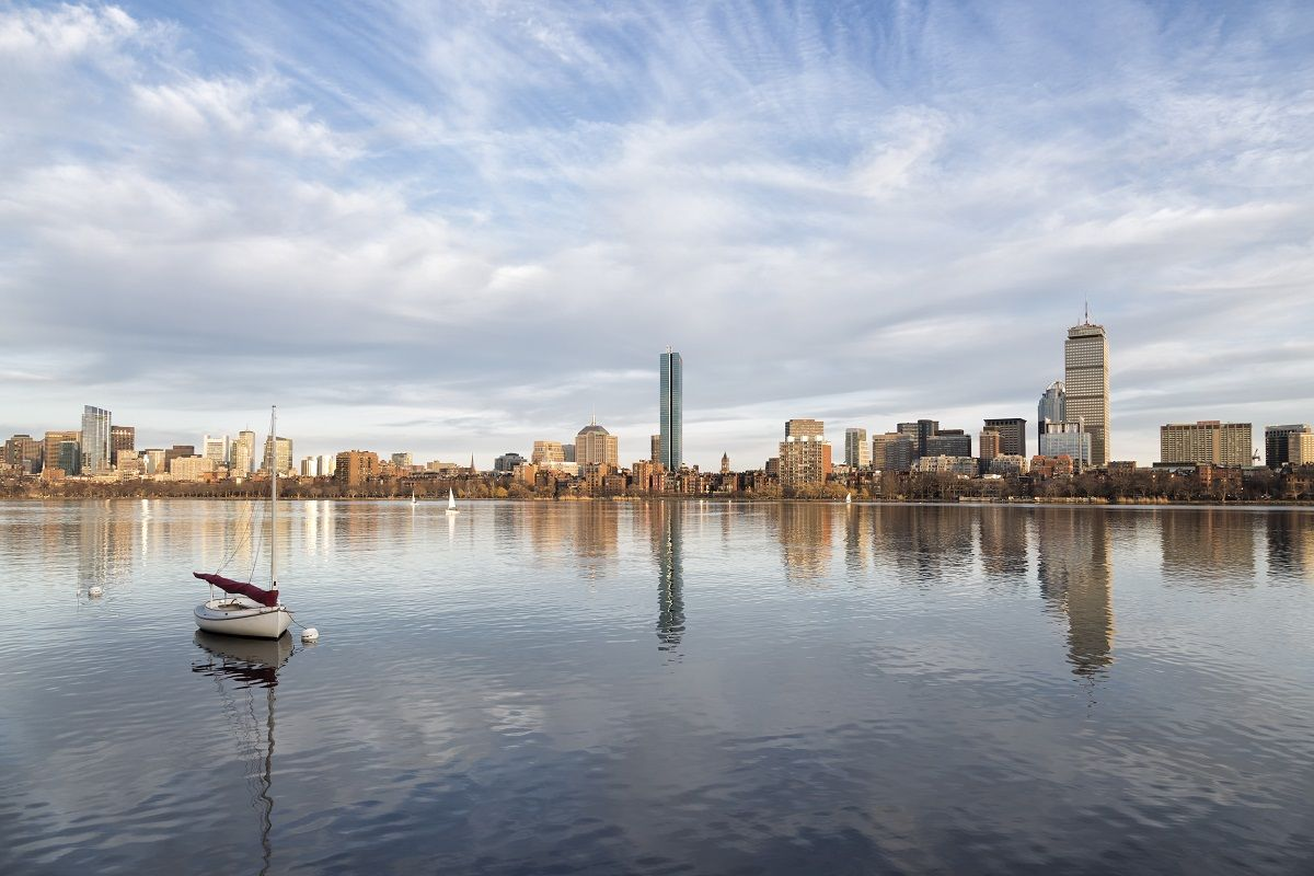 How One Man Changed Charles River for the Better Charles