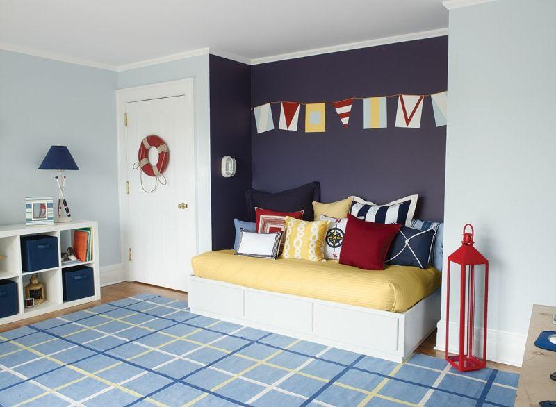 AuBergewohnlich Kinderzimmer Farben U2013 31 Tolle Ideen Für Jungs Und Mädchen #farben #ideen  #jungs