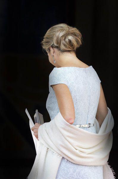 Reine Maxima, de la mode belge à la mode argentine
