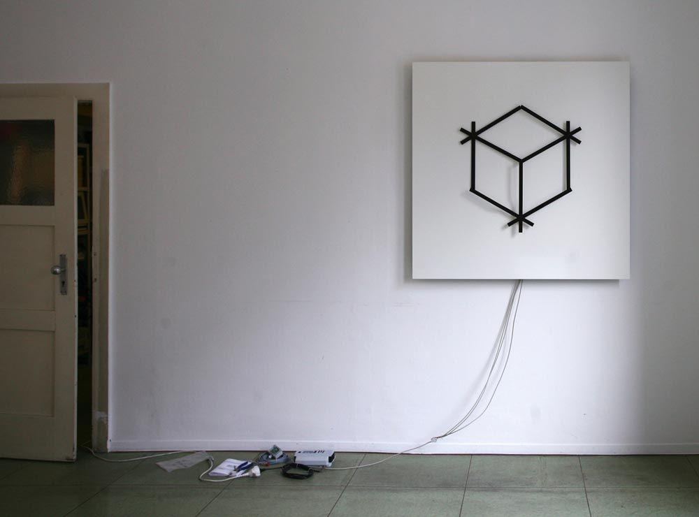 One Perfect Cube - Making of : Florian Jenett