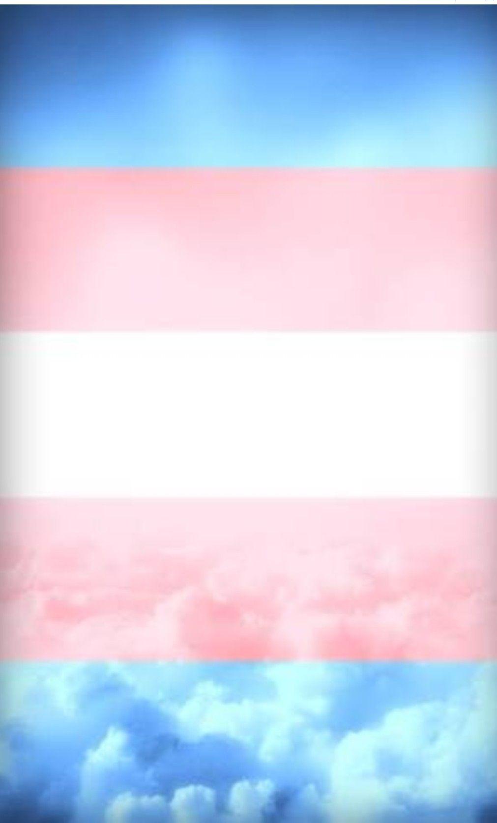 Trans Flag Art Trans Flag Flag Art Rainbow Wallpaper Iphone