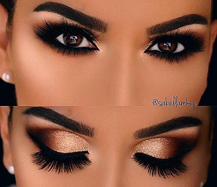 Photo of – #Maquillaje de belleza #Maquillaje de dia #Maquillaje De Ojos #Maquillaje de o…
