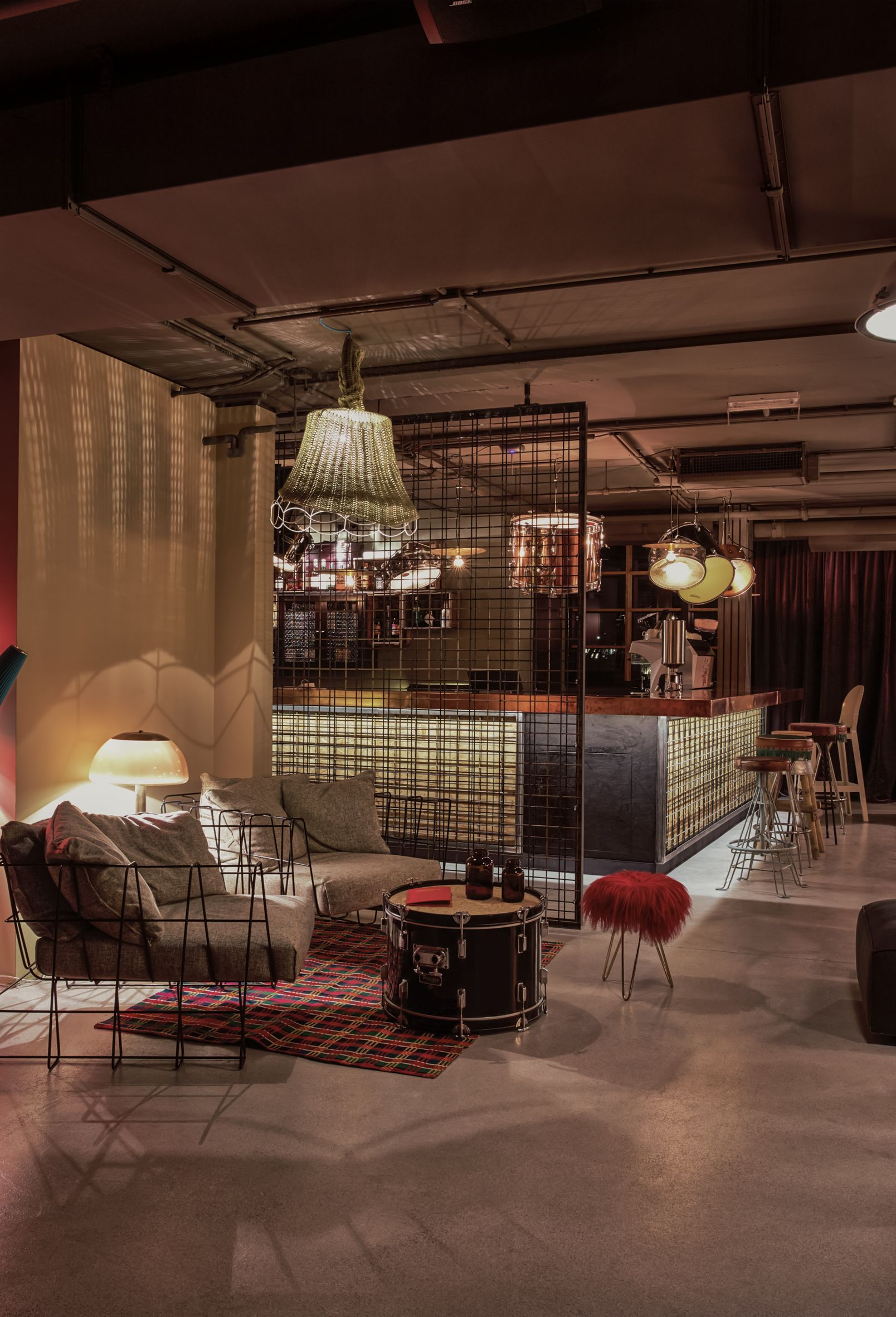 25H Hotel  Dachboden, Vienna Design By Dreimeta Loft, Attic