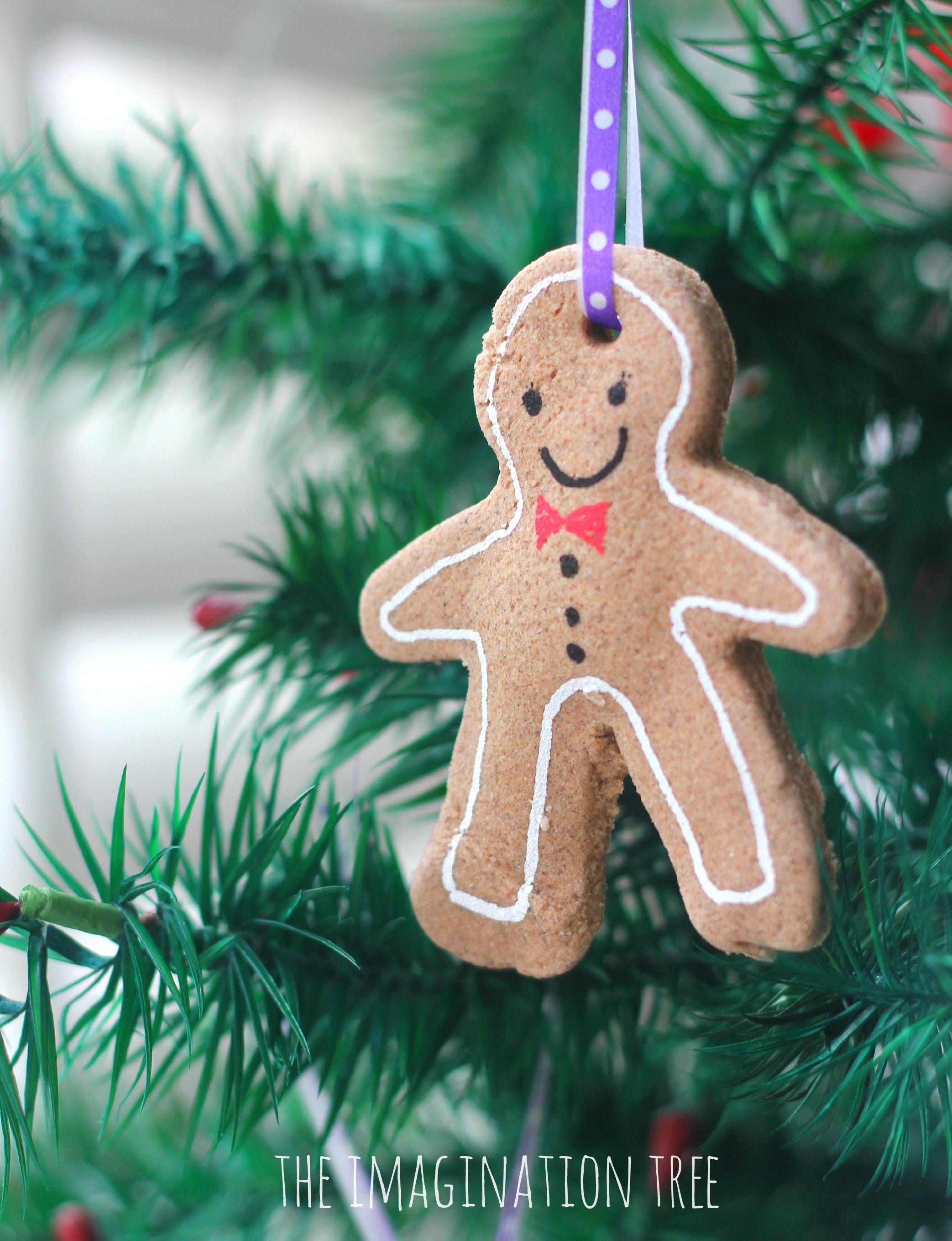 christmas ornament recipe