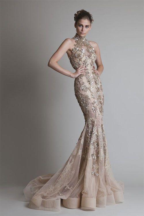 Aisle Style: Krikor Jabotian Wedding Dresses | Beautiful, Wedding ...