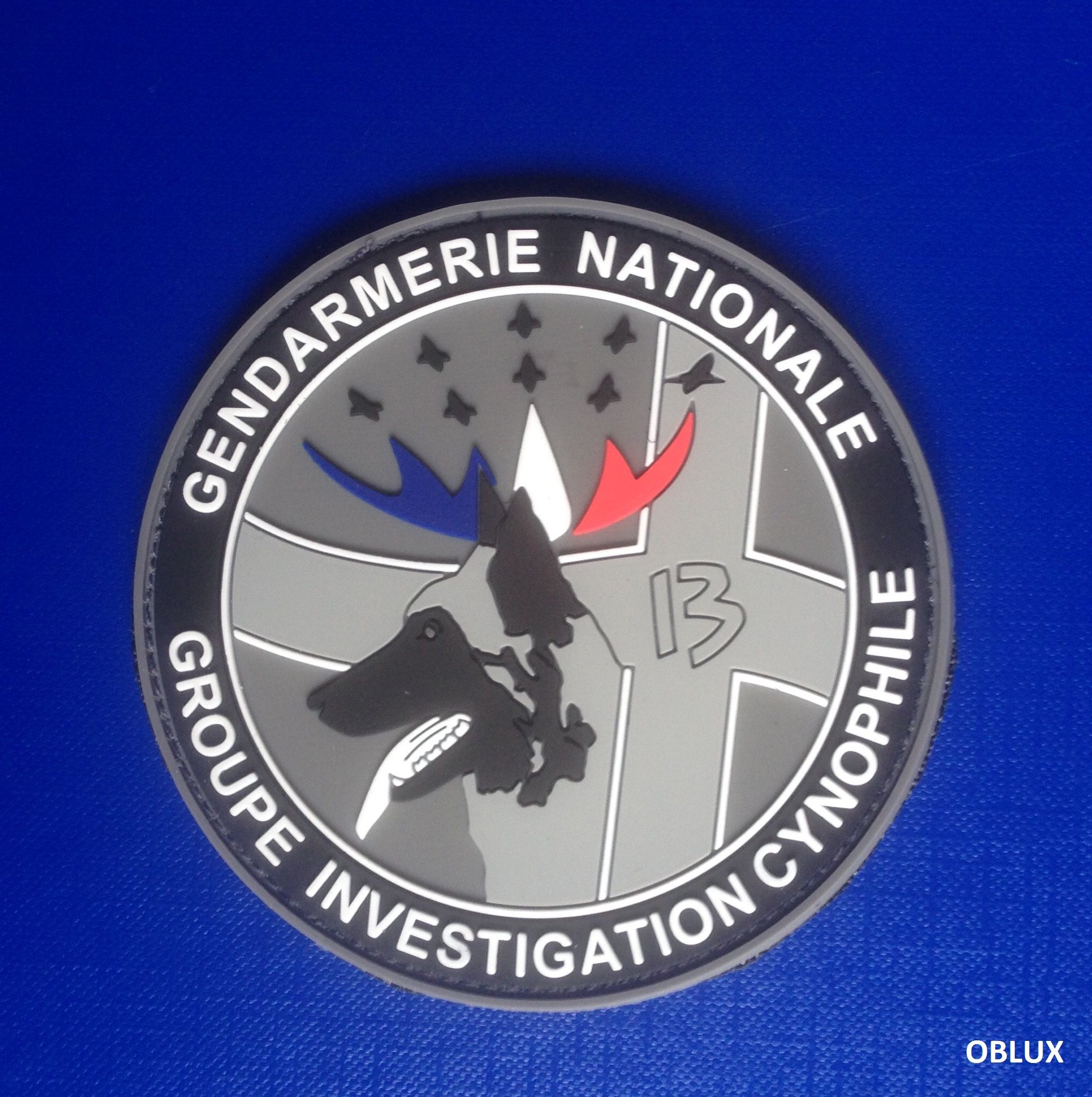 Ecusson pvc gic 13 salon de provence ecussons pinterest ecusson pvc et provence - Gendarmerie salon de provence ...