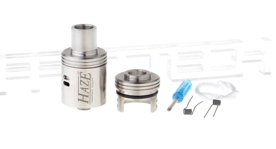 Haze Style RDA Rebuildable Dripping Aromizer