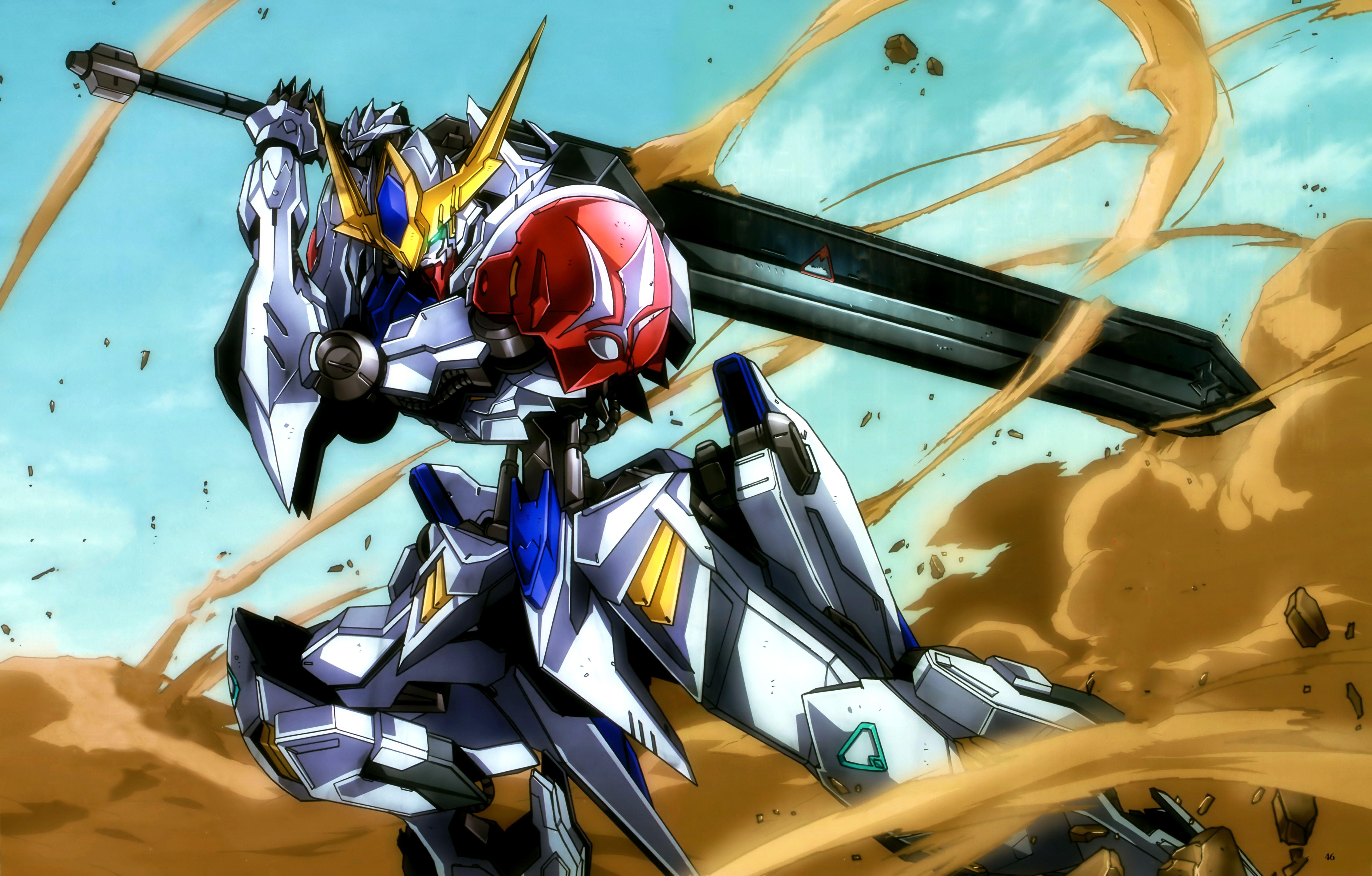 Mobile_Suit_GundamTekketsu_no_Orphans by Rwero Gundam