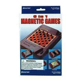 6 in 1 Travel Magnetic Games best price #Cool Math Games