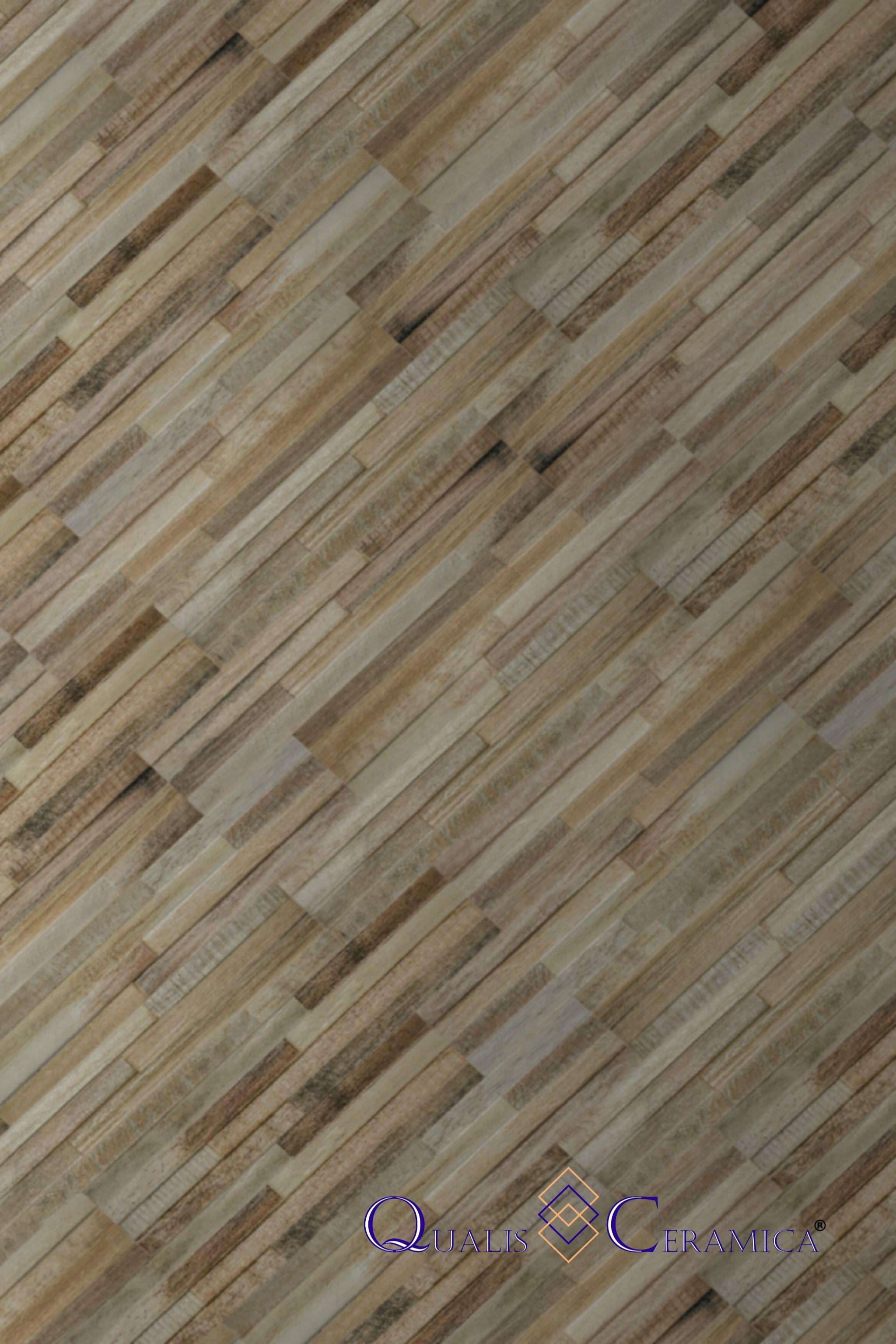 Qualis Ceramica Mozambique Nampula Beige - Wood Panel Look ...