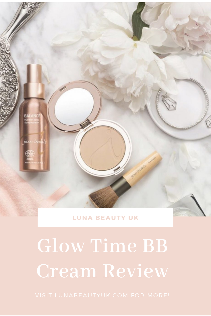 GLOW TIME BB Cream Review Bb cream, Bb cream reviews
