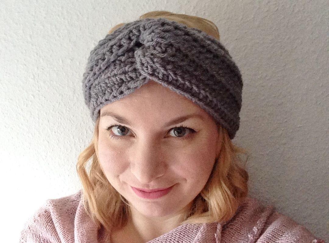 Crochet with Kath – Turban wrap headband • LoveCrochet Blog ...