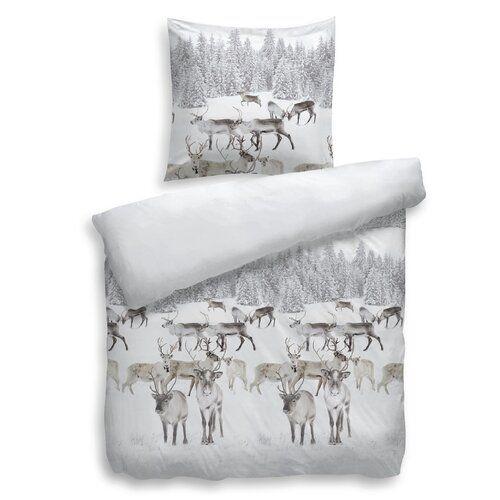 Heckett Lane Flanell Bettwasche Choo In 2020 Bed Pillows Home