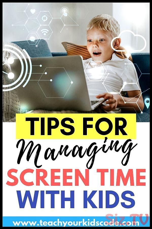 Screen time doesn t have to be a battle Learn our favourite tips to make screen time manageable and educational Screen time can be valuable it is iScreen time doesn t hav...