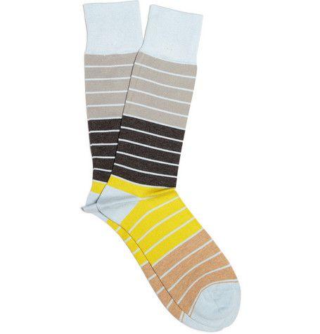 Cool Men S Socks By Paul Smith Fashion Socks Socks Casual Socks