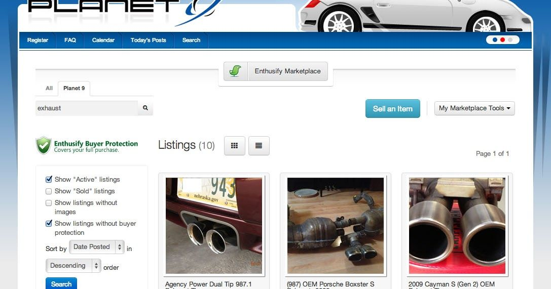 New Ebay Supplemental Search Result Feature Coming Search Tool All Planets Search