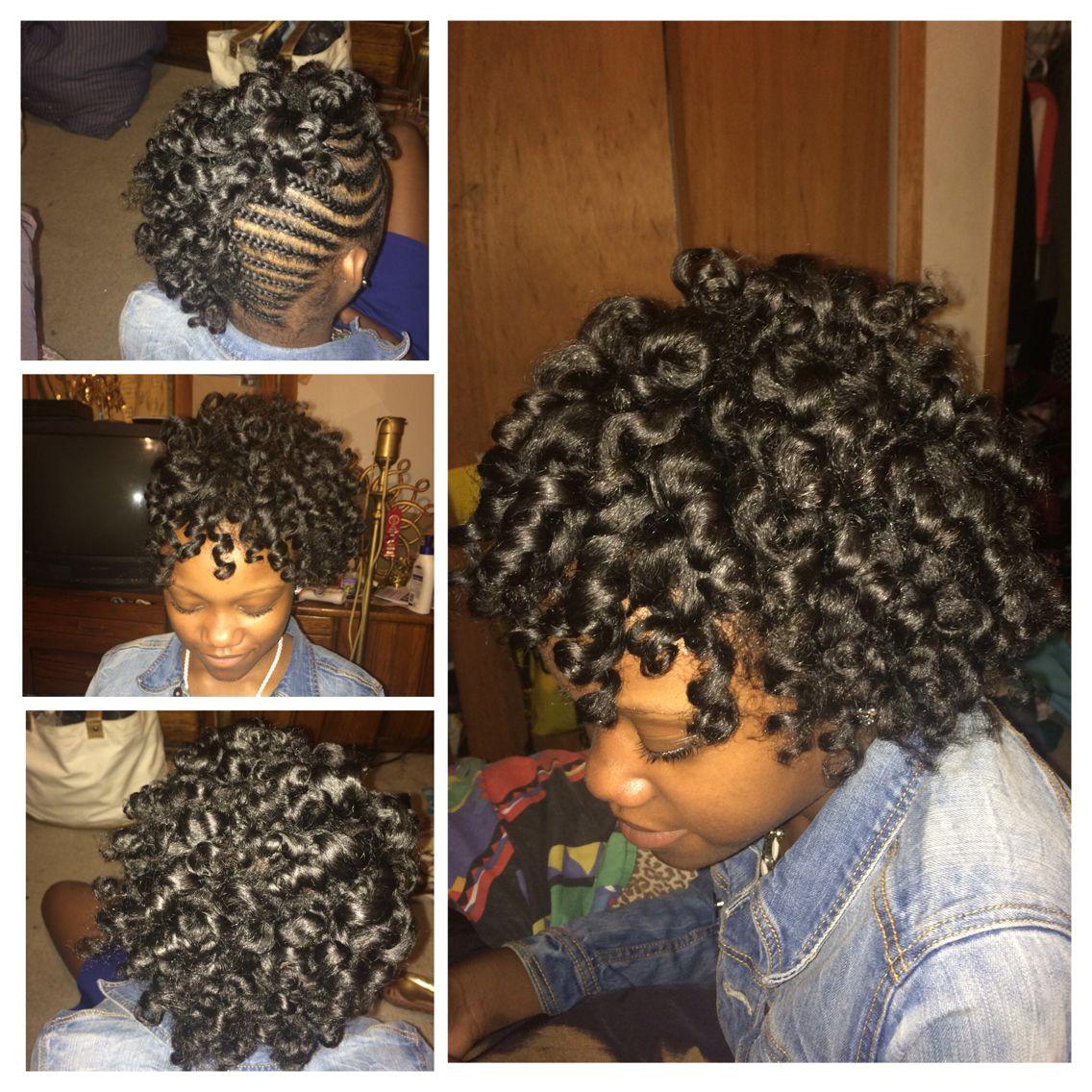 Soft curls all natural pinterest