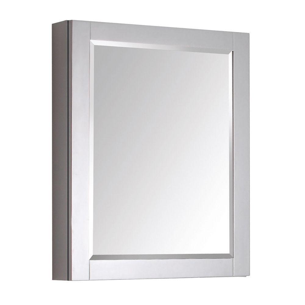 Avanity 24-inch Mirror Cabinet (Avanity 24 in. Mirror Cabinet in