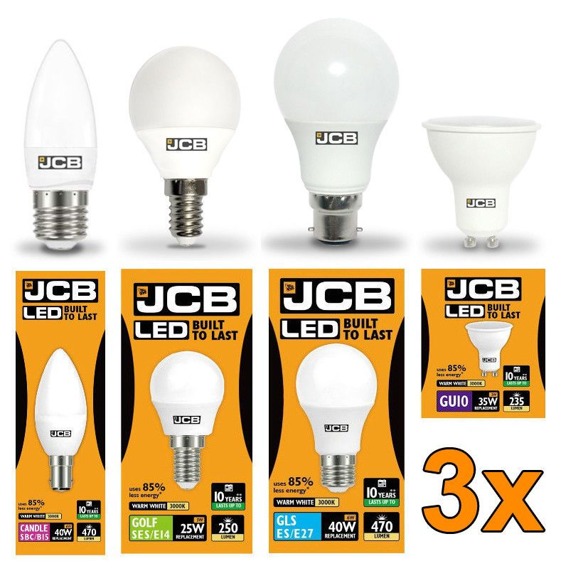 Jcb Light Bulbs Ebay Home Furniture Diy Led Led Lamp Smart Lighting