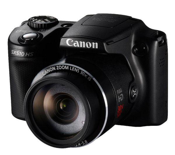 CANON - SX510 HS - nero - Fotocamera digitale